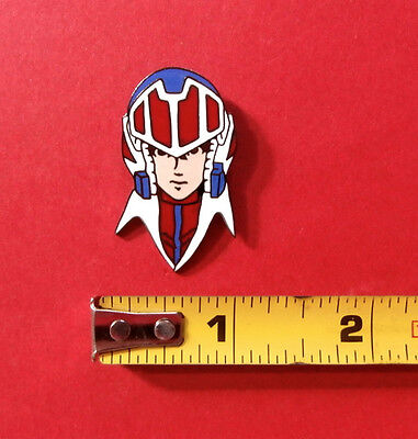 MINMAY TURBAN ROBOTECH MACROSS  ENAMEL PIN   FROM JAPAN VINTAGE MINT