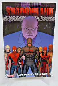 Shadowland-1-2-3-4-5-Andy-Diggle-Billy-Tan-Marvel-Comics-TPB-Trade-Paperback-New
