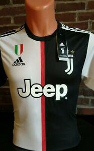Adidas 2019 2020 Juventus Home Jersey Ronaldo 7 Size M Ebay