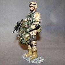 1:18 Forces of Valor Elite Force U.S Army Paratrooper Assault Figure Soldier