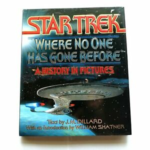 Star-Trek-Rare-1994-Book-A-history-in-Pictures-v2-intro-by-William-Shatner