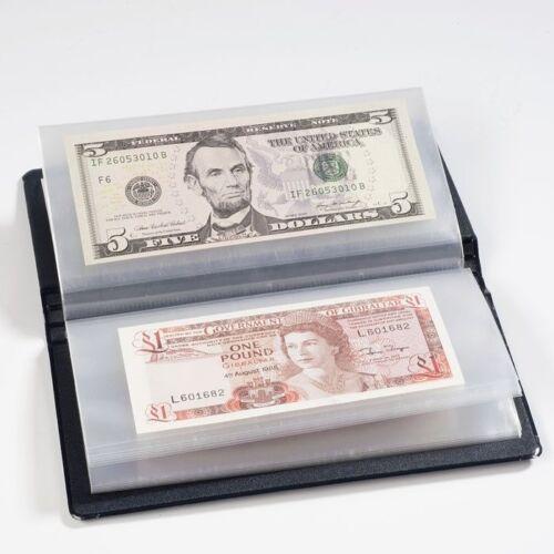 Pocket Album Banknotes Mini Album Leuchtturm 313845 Currency Album Collection