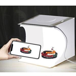 Studio-Photo-Photography-Light-Portable-Box-Lighting-Tent-Kit-Mini-Backdrop-Room