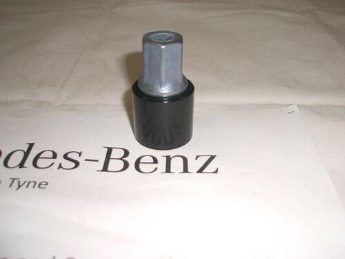 Genuino Mercedes-Benz de bloqueo rueda perno clave número 304 Nuevo