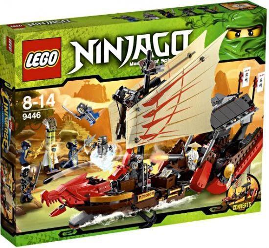 Lego Ninjago Set Destiny's Bounty