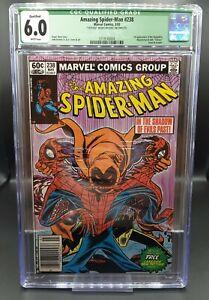 Amazing-Spider-Man-238-CGC-6-0-1st-Apperance-Hobgoblin-NO-Tattooz-Newsstand