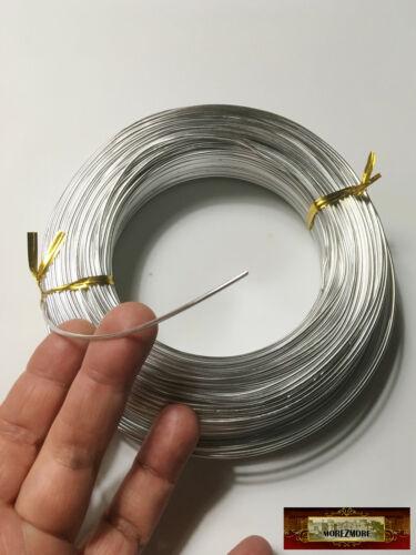 M00456-104 MOREZMORE 1.5mm Aluminum Wire Annealed Puppet Sculpture Armature 104m