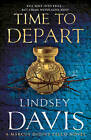 Time to Depart by Lindsey Davis (Paperback, 2008)