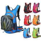 15L Bicycle Cycling Rucksack Backpack Hydration Pack Outdoor Helmet Water Bag