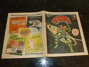 2000-AD-amp-TORNADO-Comic-PROG-No-164-Date-10-05-1980-UK-Paper-Comic