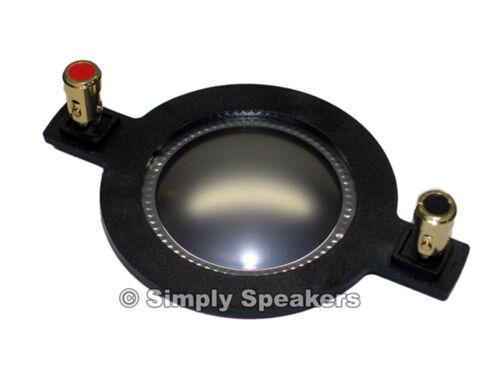 Turbosound Diaphragm for TXD-121 TXD-121-8 TXD-12M Horn Driver Repair Part 8 ohm