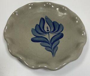"Beaumont Brothers BBP 1998 6.25"" diameter Clay Pottery Salt Glaze"