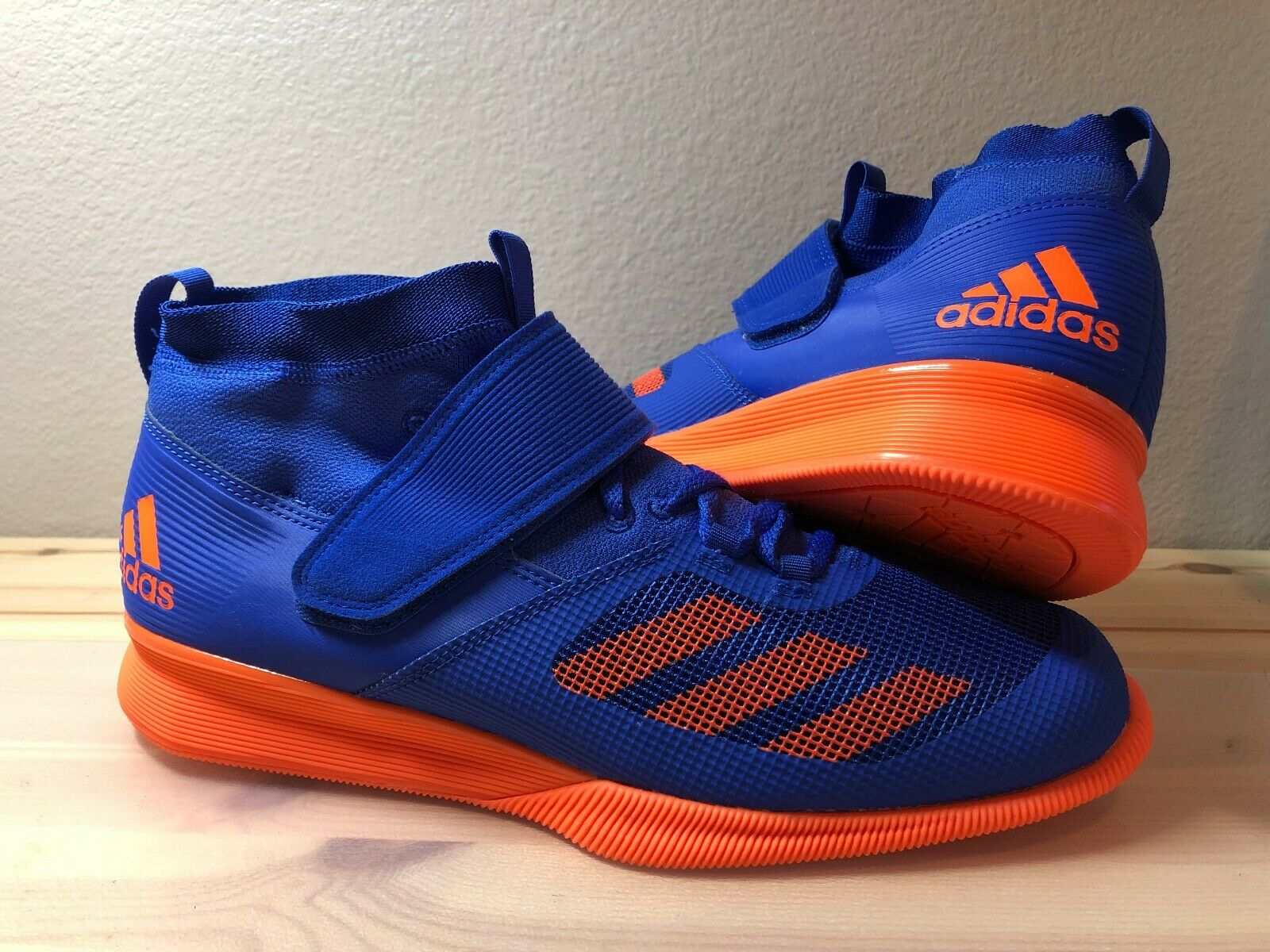 Men's Adidas Crazy Power RK Weightlifting Powerlifting shoes Size 11 (BB6360)