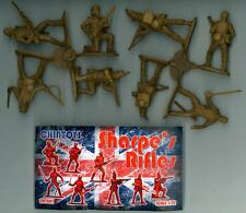 Chintoys 1/32 SHARPE'S RIFLES Figure Set