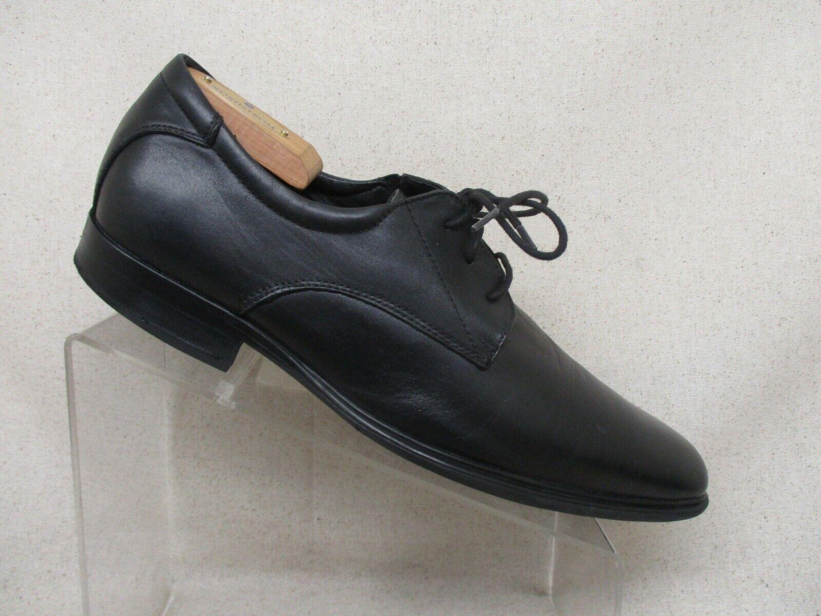Zapatos de vestir Mark Nason Comodidad Oxford Cuero Negro botas Hombre M