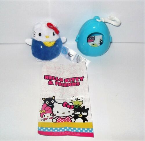 CUTIE BEANS HELLO KITTY /& FRIENDS SERIES 1 SINGLE HELLO KITTY LOOSE AS PICTURED