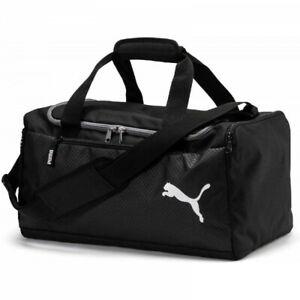 Borsone-Puma-Fundamentals-Sport-Bag-Borsa-Palestra-Fitness-Nera-07552701