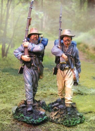 THE COLLECTORS SHOWCASE CIVIL WAR CONFEDERATE CS00534 NO.2 CSA MARCHERS MIB