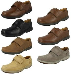 2019 Prices Clarks Un Abode Strap Mens Casual Wide Fitting