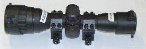 parallasse Ottica Royal 4 x 32 IRAO compact reticolo a croce