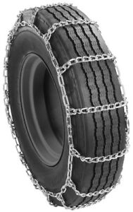 Highway Service Truck Snow Tire Chains 215 70 16 Ebay
