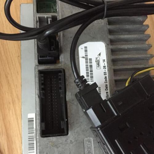 Ford USB Mutimedia Module Box Sync 2 to Sync 3 Head Unit T port Harness Adapter