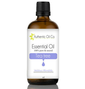 Tea tree Essential Oil 100% Pure  10ml 50ml 100ml 250ml 500ml 1 litre