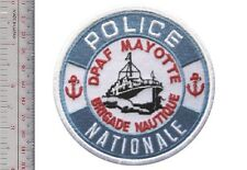 France Police Nationale Iles Mayotte Direction Centrale de la Police Vel hooks C