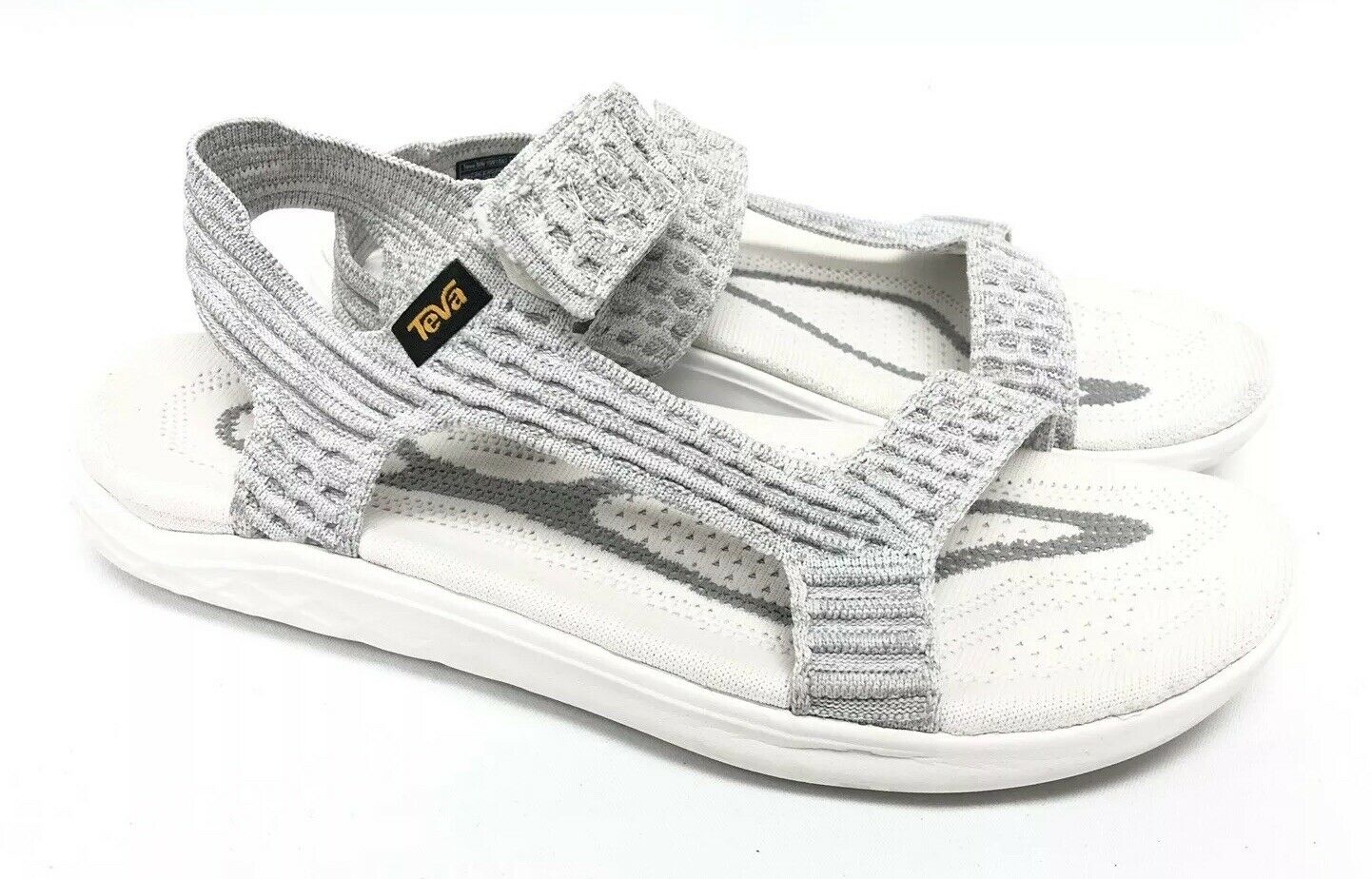 Teva Terra -Float 2 Knit Knit Knit Universal Bright vit Sandal Strappy 1091593 Sport  spara 35% - 70% rabatt