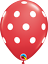 6-x-11-034-Printed-Qualatex-Latex-Balloons-Assorted-Colours-Children-Birthday-Party thumbnail 80