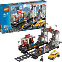Lego City Trains 7937 Train Station & Sealed, & Sealed, Retired