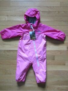 f72a3d3dd NORTH FACE INFANT TAILOUT TRICLIMATE ONE PIECE