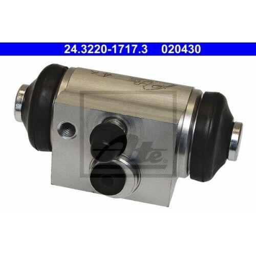 1 Radbremszylinder ATE 24.3220-1717.3 passend für CITROËN PEUGEOT