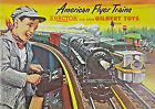 1953 Gilbert American Flyer Model Toy Train Catalog D1714