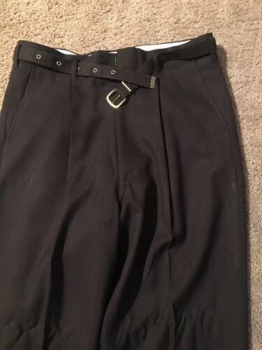 Mens 1950s Rockabilly Dress Pants