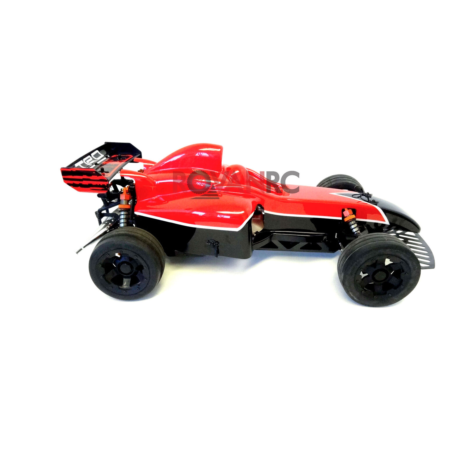 NEW Rovan 1/5 F1 Painted Body Kit With Mounts For HPI Baja 5B SS 5T King Motor