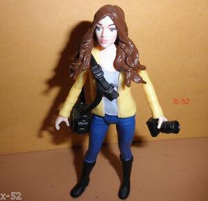 Tmnt Female April O Neil Figure Megan Fox Toy Teenage Mutant Ninja Turtles Movie Ebay