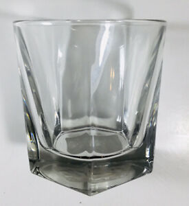 Double-Old-Fashioned-Rocks-Whiskey-Scotch-Glass-Clear-Tumbler-New-12-25-oz