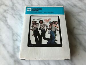 Chicago-Hot-Streets-8-track-Tape-SEALED-w-Slipcase-Columbia-FCA-35512-RARE-NEW