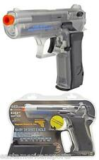 Baby Desert Eagle CO2 Powered Airsoft BB Gun Pistol Semi Auto Clear 443 FPS