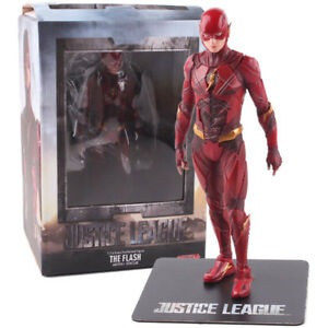 Justice-League-The-Flash-ARTFX-Statue-PVC-Figur-Sammlerstueck-Modell-Spielzeug