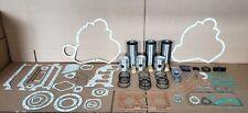 Major Engine Overhaul Kit For Massey Ferguson Perkins Ad3152 135 150 235 2200