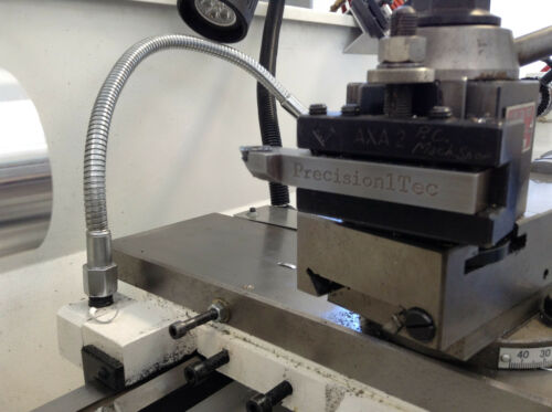 Facing New Lathe 45 Degree Turning chamfering Tool makes It a Workhorse