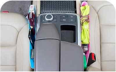 New Car Auto Accessories Seat Seam Storage Box Bag Phone Holder Organizer 8027