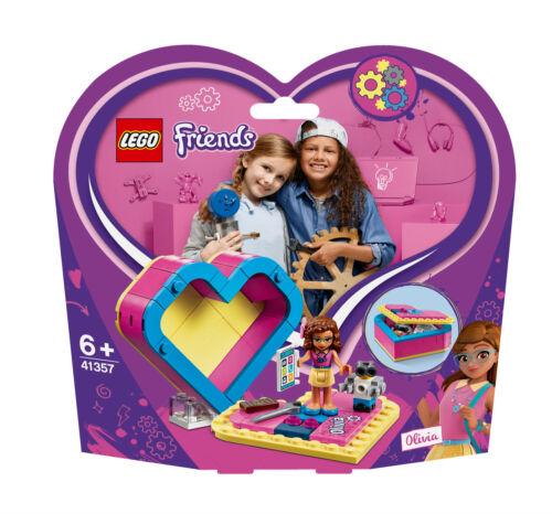LEGO Friends 41357 Olivia cœur et les baubare robot personnage ZOBO n1//19