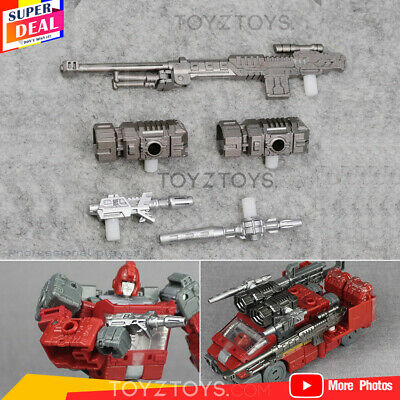 3D DIY upgrade weapon KIT FOR Selects Deluxe WFC-GS19 Rotorstorm /& Spinister