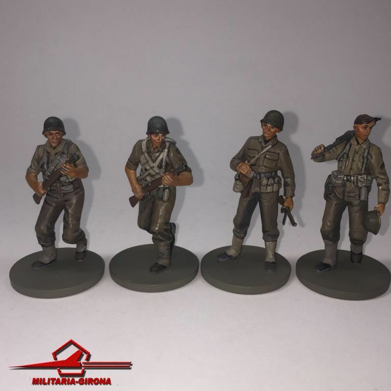ORYON WWII COLLECTION 1 35 ART. 2017 U.S. 1st. INFANTRY DIVISIONE  BIG RED ONE