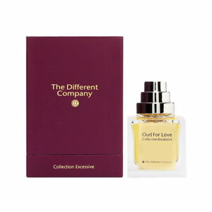 Oud-For-Love-by-The-Different-Company-for-Unisex-1-7-oz-EDP-Spray-Brand-New