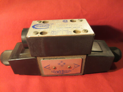 Continental Hydraulics VS5M-3A-AB-68L-J-Y4526-2 10W Directional Valve