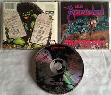 The Accused - Splatter Rock CD ORG NASTYMIX final conflict broken bones fartz